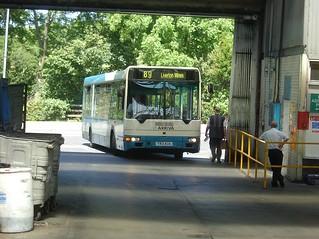 Arriva North East - 4079 - T83AUA - ArrivaNE20050822