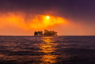 sunset 5644