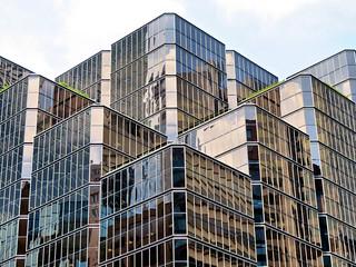 Skyscraper, Wellington & University, Toronto, Ontario