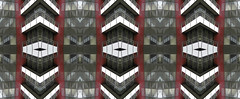 Bow (Ed Sax) Tags: bug schiffsbug abstrakt muster pattern fassade architektur edsax photokunst photoart kunst kunstphotographie fokus