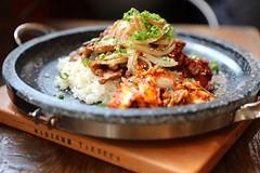 1B5A1916 (Bites N Sites) Tags: takorea restaurant ssam bulgogi pork dragon kalbi short rib food