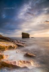 Charlie (Squareburn) Tags: seascape leefilters dawn longexposure northumberland sunrise coast charliesgarden seatonsluice