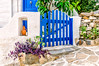 Lefkes, Paros (Kevin R Thornton) Tags: d90 vase nikon travel mediterranean greece gate architecture lefkes paros egeo gr