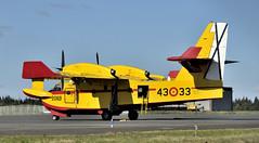 CL-415   UD14-03 (Andreu Anguera) Tags: bombardier2069 cl415 ud1403 grupo43 ejércitodelaire aeropuerto santiagodecompostela andreuanguera