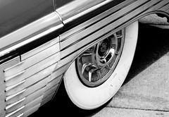 mini skirt... (Stu Bo) Tags: caddilac caddy wheels whitewalls vintagecar vintageautomobile bestofshow blackandwhite bnw certifiedcarcrazy classiccar coolcar cruisenight original worldcars warrior oldschool hangingoutwiththefamily ride sbimageworks shadows showcar smooth idreamofcarsmotorsandhorsepower icon