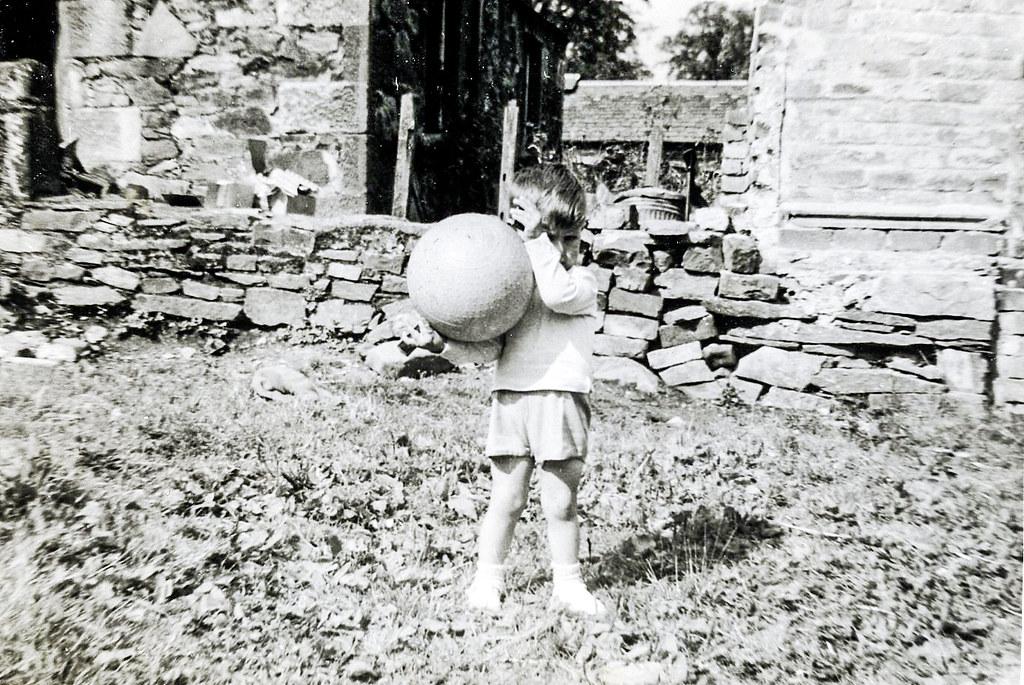 Allan Greenhill Isle of Bute 1960s