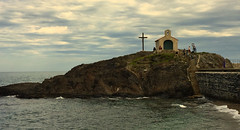 The small Chapel of Sant Vincent in Collioure. France South (JRJ.) Tags: frankrike france collioure catalonia cotevermeille sea mediterranian