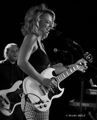 Samantha Fish at Shank Hall (mobybick2) Tags: blackwhitepassionaward blues bluesguitar guitargirl guitar cute fish sam samantha woman singer adorable voice milwaukee shankhall