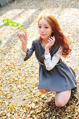 Lili0010 (Mike (JPG直出~ 這就是我的忍道XD)) Tags: lili 台灣大學 d300 model beauty 外拍 portrait 2014