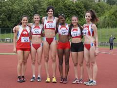 Giorgia Marchini, Ilaria Sabbatini , Eleonora Vandi, Diallo Binta , Samira Amadel, Micaela Melatini