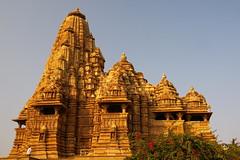 Khajuraho Temple 5 (Debbie Sabadash) Tags: khajuraho madhya pradesh india