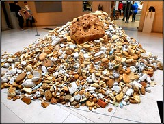 Pile Of Stones .. (** Janets Photos **Feeling a bit Better) Tags: uk hull citycentres artwork displays