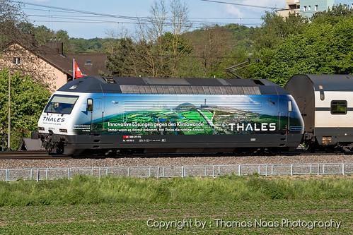 460 005-2 : Thales