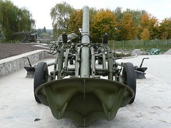 "160mm mortar M-160 7 • <a style=""font-size:0.8em;"" href=""http://www.flickr.com/photos/81723459@N04/34564313386/"" target=""_blank"">View on Flickr</a>"