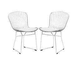 Buy Bertoia Wire Chair At Poly+Bark (polyandbark) Tags: bertoia wire chair