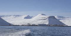 Iceland (richard.mcmanus.) Tags: iceland arctic isafjordur landscape mountains snow winter gettyimages