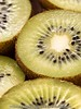 Kiwi (Bitter-Sweet-) Tags: vegan food fruit vegetables whole wholesome fresh produce macro closeup details texture kiwi green fuzzy skin slices sliced interior insides seeds raw juicy