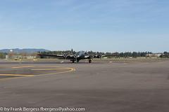 IMG_4205 (fbergess) Tags: 7dmiig aircraft b17bomber caravelle glacierjetcenter tamron150600mm tumwater washington unitedstates us