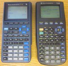 TI-81.TI-83 (rickpaulos) Tags: ti graphing calculator