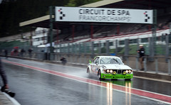 Spa Classic 2017 - 1976 BMW 3.0 CSL Batmobile (E. EVERARD / R. DE BORMAN) (Pieter Ameye Photography) Tags: spaclassic 2017 vintage car racing groupc spafrancorchamps spa belgium belgie spaclassic2017 francorchamps
