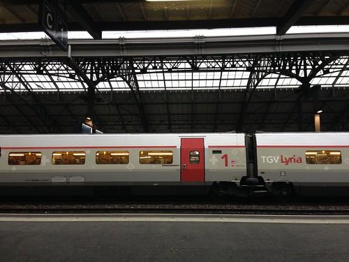 Ein Zug nach irgendwo