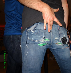 jeansbutt13559 (Tommy Berlin) Tags: men jeans butt ass ars levis