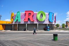 DSC_2378ConeyIsland (artsynancy) Tags: coneyisland brooklyn coneyislandbrooklyn spring amusement throwback urban seaside shore boardwalk carousel entertainment newyorkcity newyork brooklynnewyork