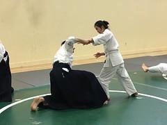 (lunenburg-aikiaki) Tags: lunenburg aikikai aikido dojo nova scotia shihan 10 year anniversary weapons disarming