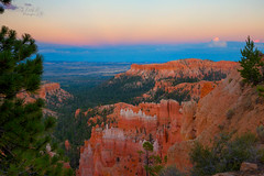 "Sunset at Bryce Canyon (Scott Stringham ""Rustling Leaf Design"") Tags: air brca bettereveryday brycecanyon brycecanyonnationalpark canon canon6d dslr digital fullframe getoutside hello lookatme looking moderatehike navajotrail passion photo photograph rustlingleafdesign sigma stringham sunsetpoint sunsetatbrycecanyon ut utah amphitheater bedifferent buymeabeer desert earth escape graphic land landscape lettherebelight nationalpark nps onceuponatime photography rustlingleaf scottstringham wwwrustlingleafdesigncom"