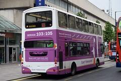 YX06 CXJ (markkirk85) Tags: hull bus buses volvo b7tl wright eclipse gemini east yorkshire new 42006 708 yx06 cxj yx06cxj