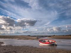 P1010740TwitterBurnham Overy Staitheed (Jim Key) Tags: beach boat boats uk fishing harbour landscap norfolk photos quay river sea seascape marshes sand huts tourism coastal staithe dunes seaside england burnham overy