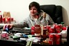 Coca-Cola (MigKenzie Photos) Tags: cocacola softdrink drink fizzy room desk alcohol whiskey whisky gus angus person coke cola gaming gamer