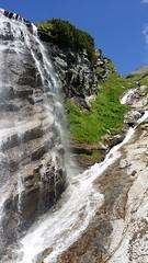 Großglockner - Austria (Been Around) Tags: nationalpark hohetauern nationalparkhohetauern grosglockner grosglocknerhochalpenstrase autriche austrian carinthia austria kärnten waterfall pasterze