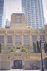 Los Angeles Public Library ~ Main Library ~ Los Angeles California (Onasill ~ Bill Badzo) Tags: los angeles ca california nrhp historic vintage photo old central public library downtown complex usa unitedstates tombradley artdeco onasill architecture style