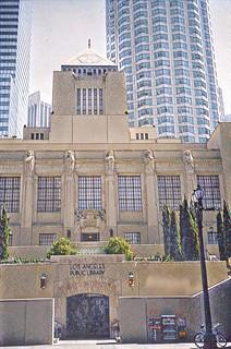 Los Angeles Public Library ~ Main Library ~ Los Angeles California