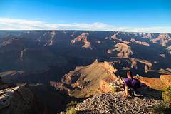 Grand Canyon, South Rim (KC Mike D.) Tags: rim south arizona grandcanyon canyon grand wonder park national danger cliff trail southrim