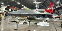 Northrop/McDonnell Douglas YF-23A Black Widow II (Sentinel28a1) Tags: northrop mcdonnelldouglas yf23 blackwidow blackwidowii prototype