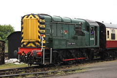 Class 09: 09012 D4100 Kidderminster (emdjt42) Tags: class09 09012 svr kidderminster severnvalleyrailway