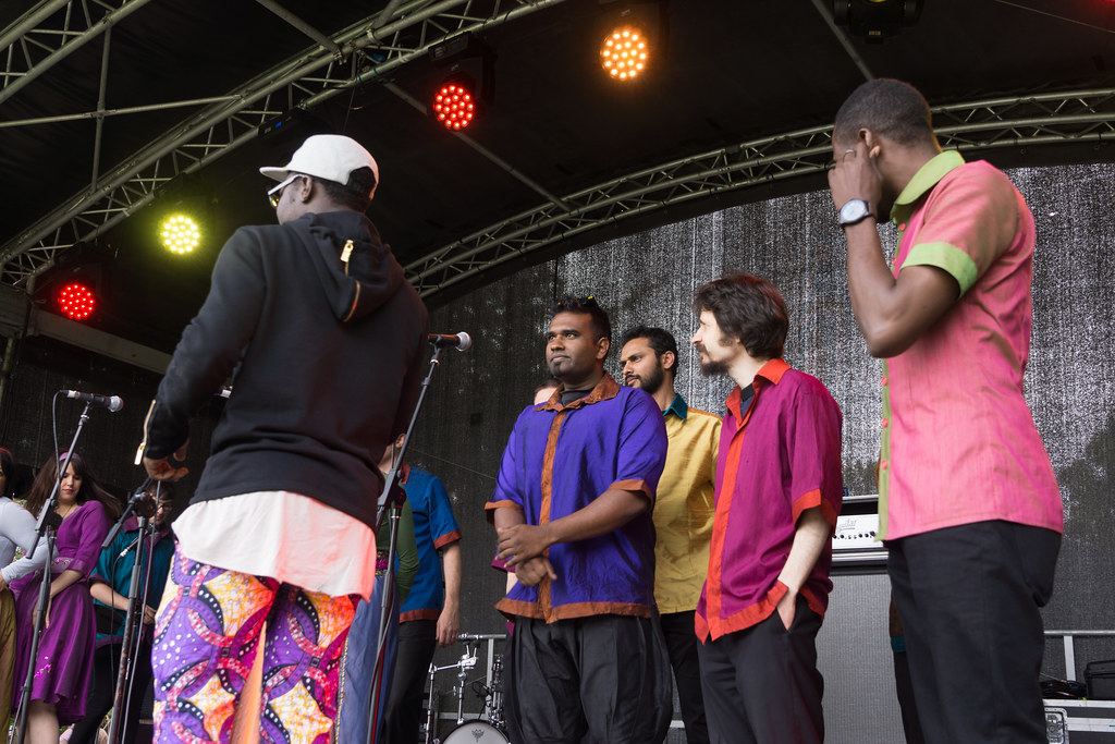 Discovery Gospel Choir At Africa Day 2017 In Dublin [Ireland Leading Multicultural Choir]-128819