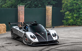 Zonda 760 Oliver Evolution