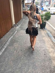 Manila June 2017 (pinay barefoot) Tags: barefoot