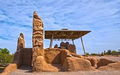My HDR 07 (JCD Images) Tags: casagranderuinsnationalmonument coolidge arizona usa greathouse hohokam saguaro desert southwest archaeology fujifilm xt1 xf23mm hdr 3bracketedexposure