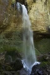 Cascada de Kakueta (Otra@Mirada) Tags: cascada kakueta francia agua paisaje verde recorrido santaengracia