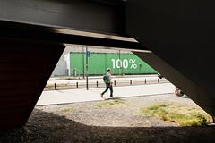 Mr. 100% (Ivan Rigamonti) Tags: streetphotography zurich man walking