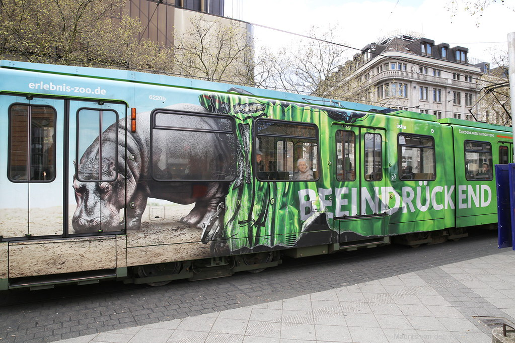 tram reclame