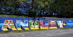 Updaters - Anglet (Thethe35400) Tags: tag graffiti grafiti graffitis grafit grafite streetart pochoir graff street art artderue arteurbano arturbain arturbà arteurbana urbanart plantilla stencil muralisme schablone stampino mural calle