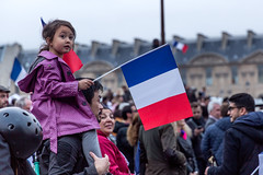 French Election: Celebrations for Macron's victory at The Louvre (Lorie Shaull) Tags: thelouvre emmanuelmacron frenchelection frenchelections2017 presidentielle2017 france paris vote votez enmarche france2017