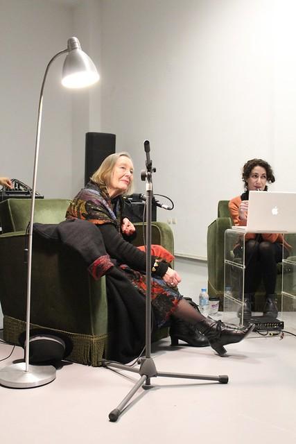 Faze: Brunhild Ferrari (FR) & Δανάη Στεφάνου