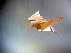 Vogel - Sipho Mabona (Rui.Roda) Tags: origami papiroflexia papierfalten bird oiseau pájaro pássaro vogel sipho mabona
