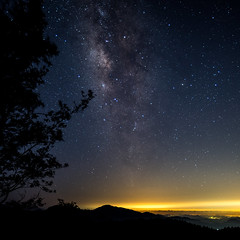 Milky way|阿里山銀河 Alishan (里卡豆) Tags: milkyway 阿里山 銀河 alishan olympus penf chiayi 嘉義 台灣 taiwan 天空 stars leica dg 12mm f14